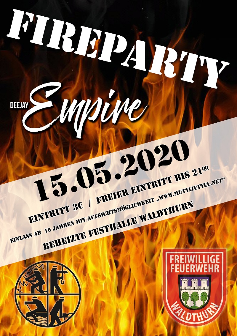 Fireparty 2020